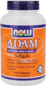 NOW adam mens multivitamin