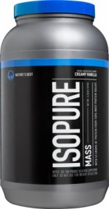 Nature's Best Isopure Mass gainer