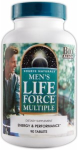 Source Naturals Men's Life Force review