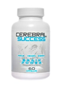 cerebral success supplement