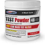 Test Powder Review