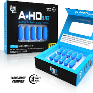 BPI Sports A-HD Elite Supplement