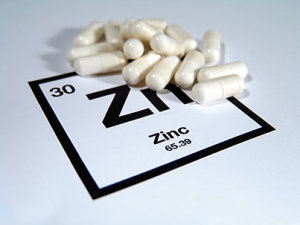 Zinc natural testosterone booster