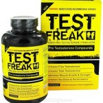 PharmaFreak: Test Freak Review
