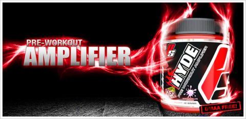 Mr Hyde Pre Workout Supplement Review
