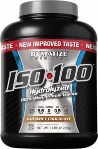 Dymatize ISO-100 Product review