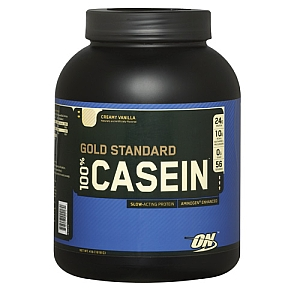 gold standard 100 casein product review