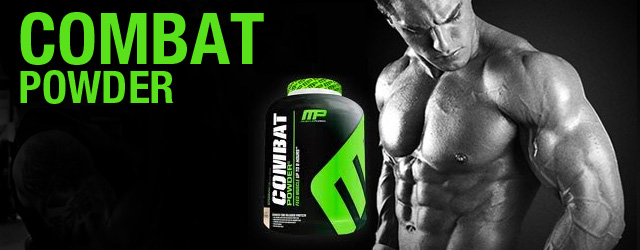 musclepharm-combat-powder product review