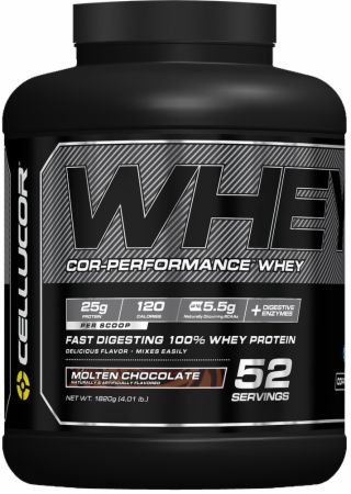 Cellucor Whey Protein Cake Batter