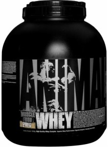 animal whey protein product review