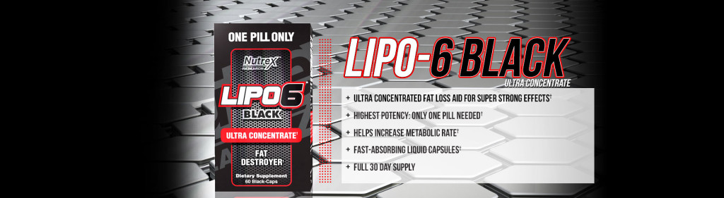 Lipo 6 Black Ultra Concentrate Review