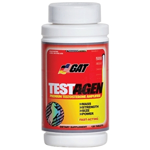 GAT Testagen Supplement Review