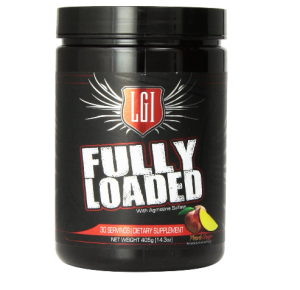 Fully Loaded pre workout Review