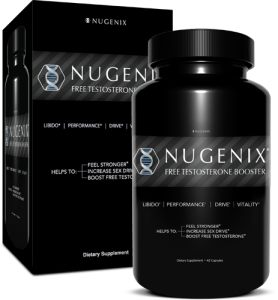 Nugenix testosterone booster