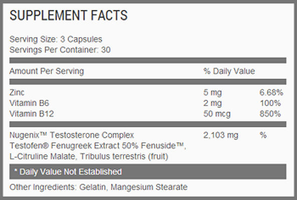 testosterone booster vs steroids