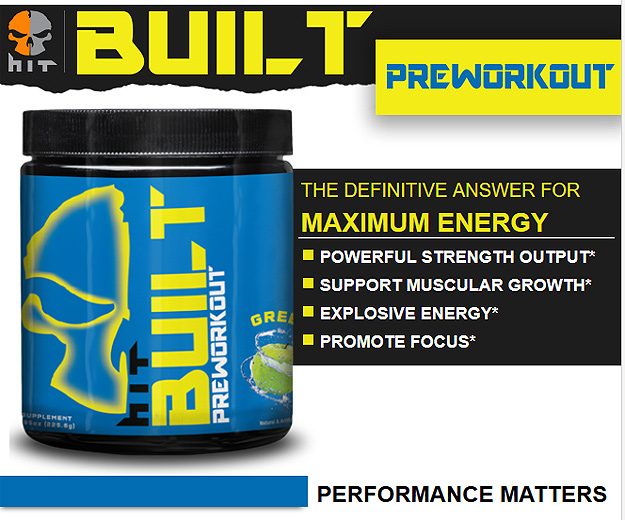 hit built pre workout review