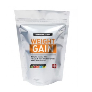 body fuel weight gainer review