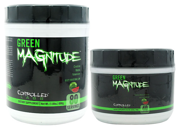 Green Magnitude creatine review