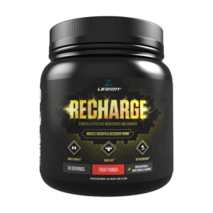 Recharge legion post workout review