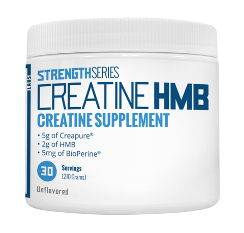 Strength Series Creatine HMB review