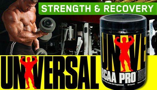 Universal-BCAA-Pro review
