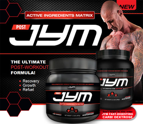 post jym active matrix review