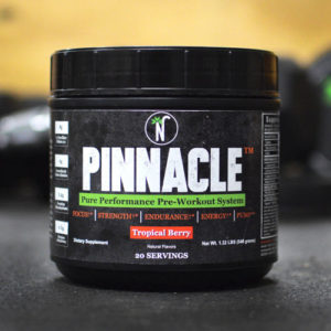 pinnacle pre workout review northbound nutrition
