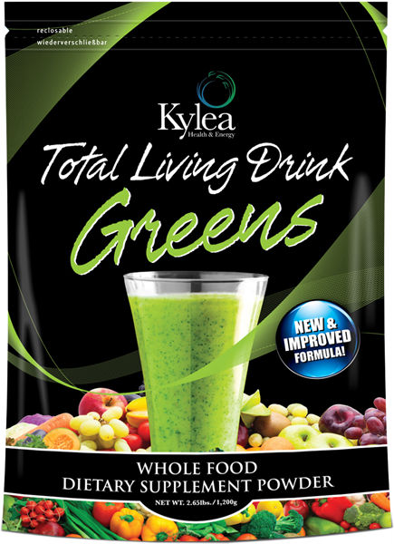 Total Living Drink Greens supplement review