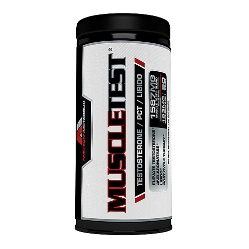 MuscleTest Review - Top Testosterone Booster?