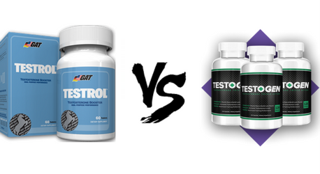 Testrol vs. Testogen - Which Test Booster Takes the Top Spot?